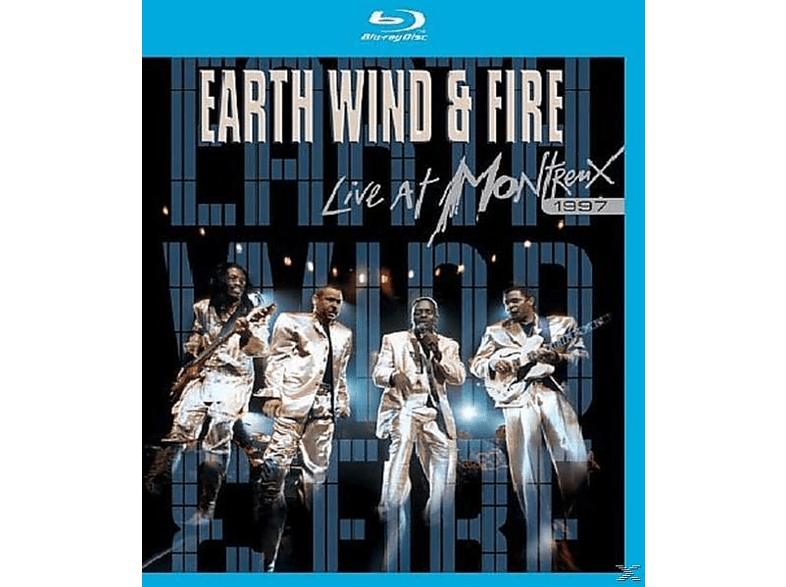 Earth, Wind & Fire - Live At Montreux 1997/98 (Bluray) [Blu-ray]