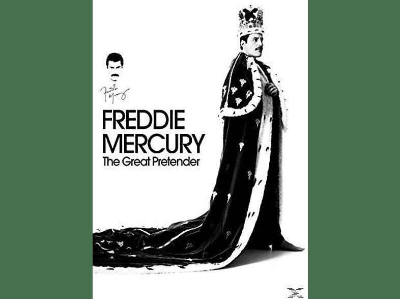 Freddie Mercury - THE GREAT PRETENDER [DVD]