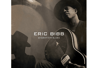 Eric Bibb - MIGRATION BLUES - (CD)
