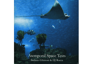 Stefano Ghittoni, Dj Rocca - ATEMPORAL SPACE TESTS - (CD)