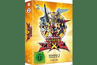 Yu-Gi-Oh! - Zexal - Staffel 1.2 (Episode 26-49) [DVD]