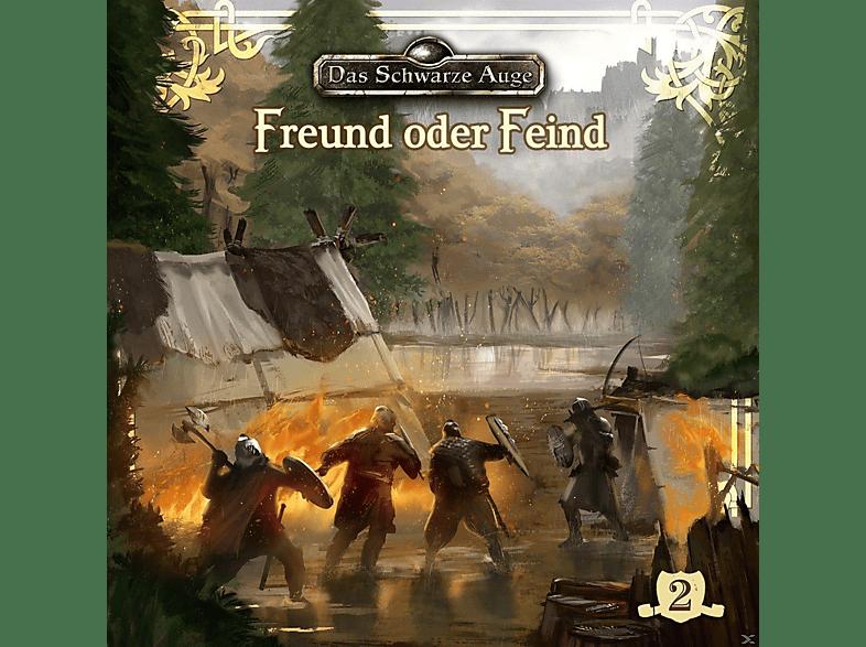 Das Schwarze Auge - Freund oder Feind Folge 2 - (CD)