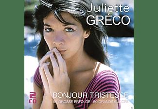 Greco Juliette - Bonjour Tristesse-50 Große Erfolge  - (CD)