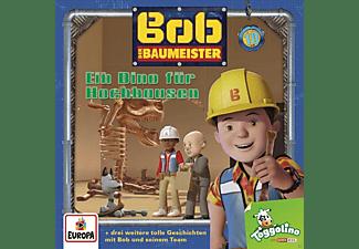 Bob Der Baumeister - 010/Ein Dino für Hochhausen  - (CD)