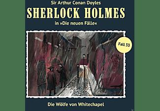 Holmes Sherlock - Sherlock Holmes - Die Wölfe Von Whitechapel (Neue Fälle 33)  - (CD)