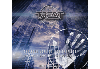 Treat - The Road More Or Less Traveled (CD+DVD Digipak) - (CD)