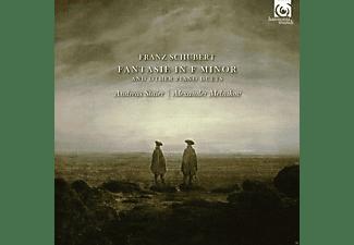 Andreas Staier, Alexander Melnikov - Famtasia In F Minor  - (CD)