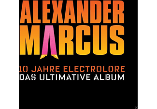 Alexander Marcus, VARIOUS - 10 Jahre Electrolore-Das Ultimative Album  - (CD)