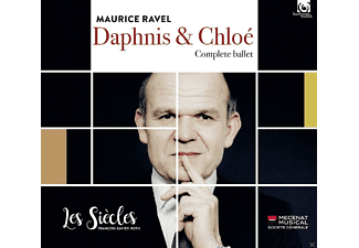 Les Siecles, François Xavier Roth - Daphnis & Cloe  - (CD)