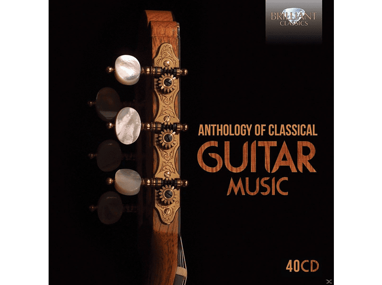 Various Performers - Anthology Of Classical Guitar Music [CD]