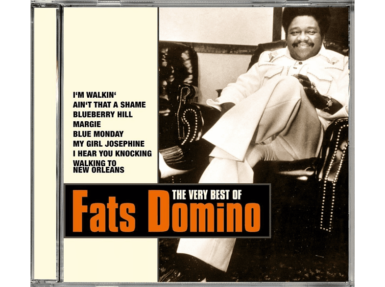 Fats Domino - The Very Best Of Fats Domino [CD]