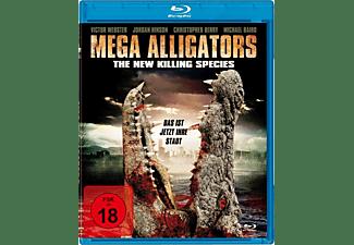 Mega Alligators-The New Killing Species DVD
