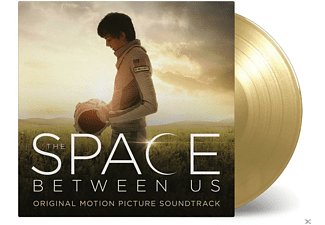 VARIOUS - The Space Between Us (LTD Gold Vinyl) - (Vinyl)