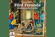 Fünf Freunde - 029/3er Box-Folgen 88/102/104-Fünf Freunde übe - (CD)