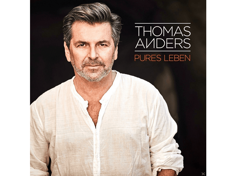 Thomas Anders - Pures Leben [CD]