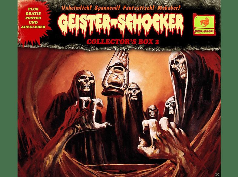 Geister-schocker - Geister-Schocker Collector's Box 2 (Folge 4-6) - (CD)