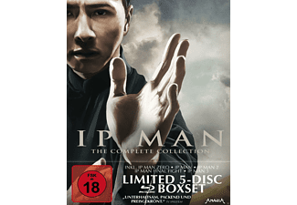 IP Man - The Complete Collection (Ltd. Digipak) - (Blu-ray)