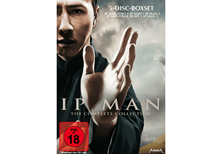 IP Man - The Complete Collection - (DVD)