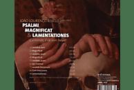 Viviane Spanoghe, La Primavera, Il Gardellino - Psalmi,Magnificat & Lamentationes [CD]