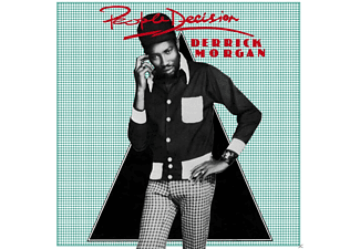 Derrick Morgan - People Decision  - (CD)