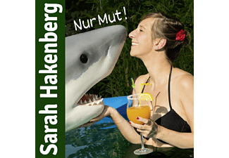 Sarah Hakenberg - Nur Mut!  - (CD)