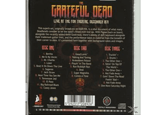 Grateful Dead - Live At The Fox Theatre,December 1971  - (CD)