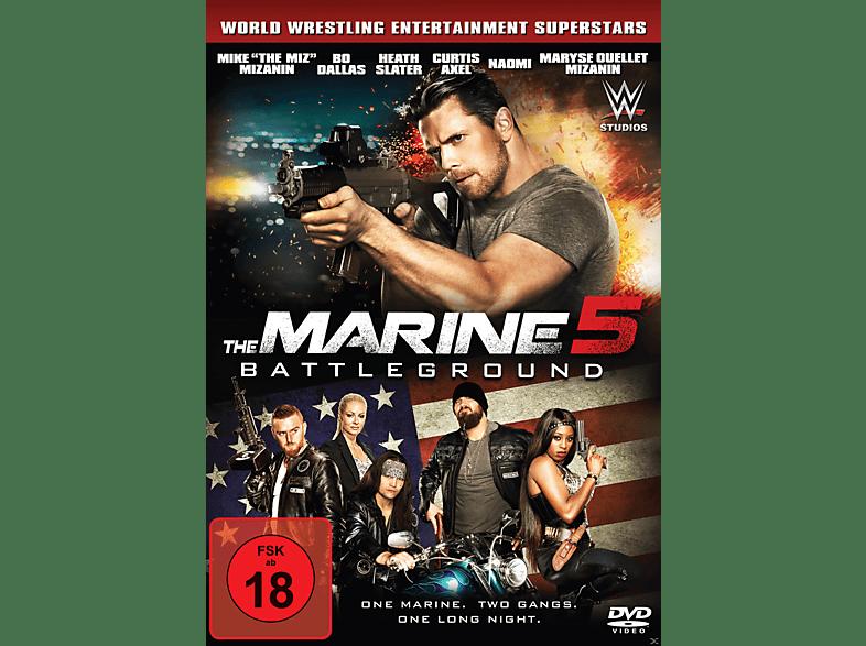The Marine 5: Battleground [DVD]