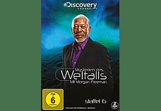 Mysterien des Weltalls - Mit Morgan Freeman - Staffel 6 DVD
