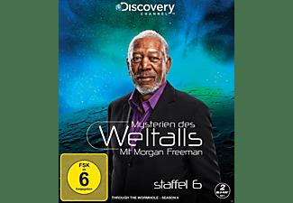 Mysterien des Weltalls - Mit Morgan Freeman - Staffel 6 Blu-ray
