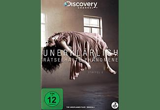 Unerklärlich - Rätselhafte Phänomene - Staffel 2 (Discovery - 3 Discs) DVD
