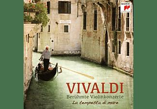 Neil Black, Philip Ledger, English Chamber Orchestra - La tempesta di mare und andere Violinkonzerte  - (CD)