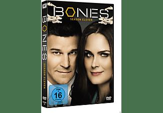 Bones - Staffel 11 DVD