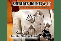 Sherlock Holmes & Co - 002 - Der überflüssige Finger Die Krimi Box - (CD)