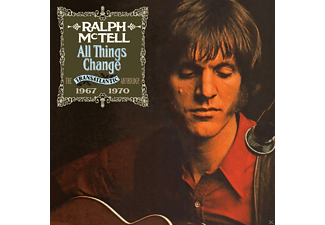Ralph Mctell - All Things Change: The Transatlantic Anthology 1967-1970  - (CD)
