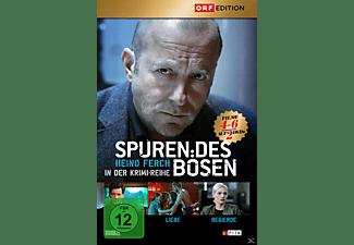 Spuren des Bösen: Teil 4-6 - Schande, Liebe, Begierde  DVD
