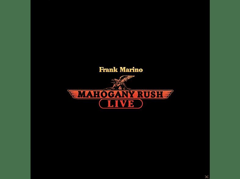 Frank & Mahogany Rush Marino - LIVE [CD]