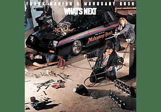 Frank Marino, Mahogany Rush - WHAT S NEXT  - (CD)