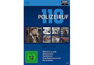 Polizeiruf 110 - Box 2 (1972-1974) - (DVD)
