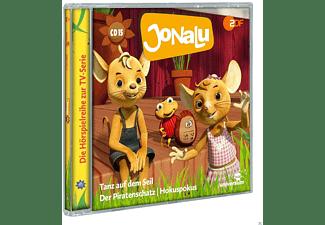 Jonalu - JoNaLu-CD 15  - (CD)