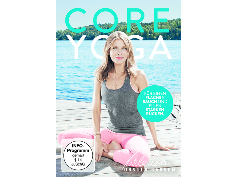 Core Yoga für einen flachen Bauch [DVD]