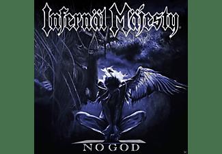 Infernäl Majesty - No God  - (CD)