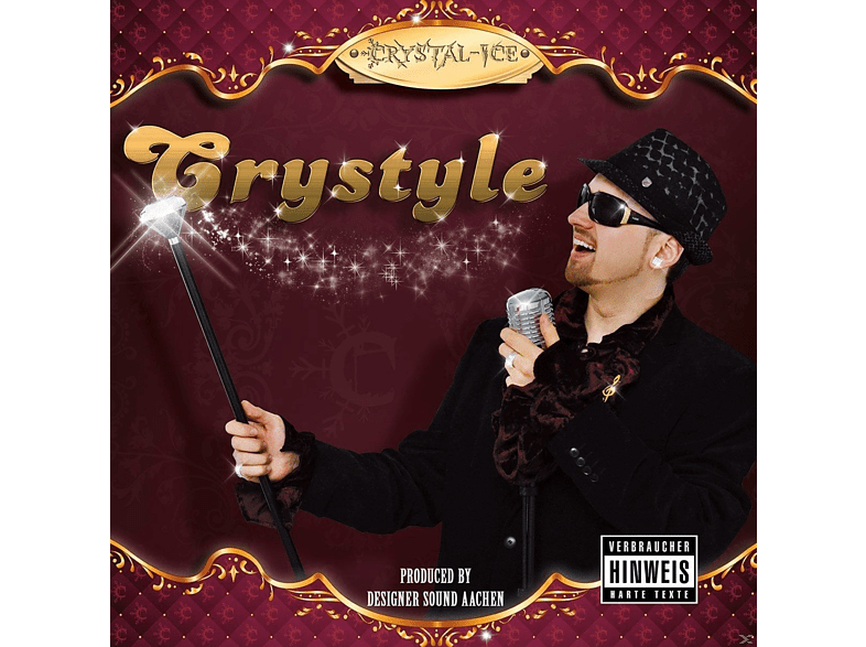 Crystal-ice - Crystyle [CD]