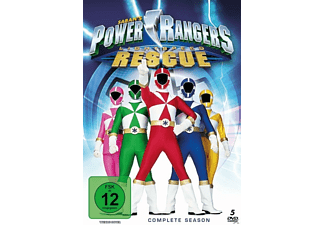Power Rangers - Lightspeed Rescue - Staffel 8 DVD