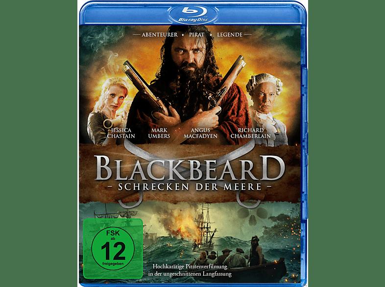 Blackbeard – Schrecken der Meere [Blu-ray]