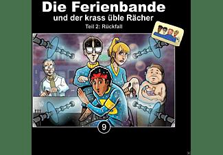 Die Ferienbande - Die Ferienbande und der krass üble Rächer  - (CD)