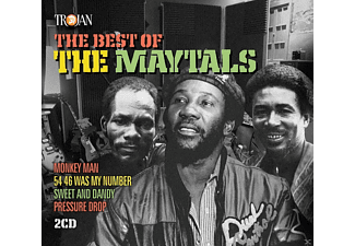 The Maytals - The Best of The Maytals  - (CD)