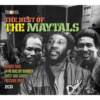 The Maytals - The Best of The Maytals [CD]