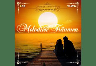 Orchester Anthony Ventura - Melodien zum Träumen  - (CD)