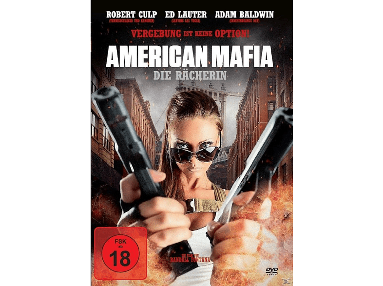 American Mafia - Vergebung ist keine Option [DVD]