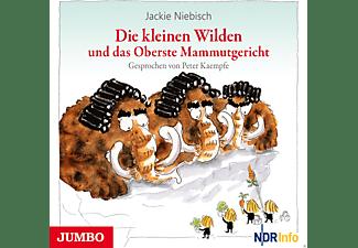 - Die kleinen Wilden und das Oberste Mammutgericht  - (CD)